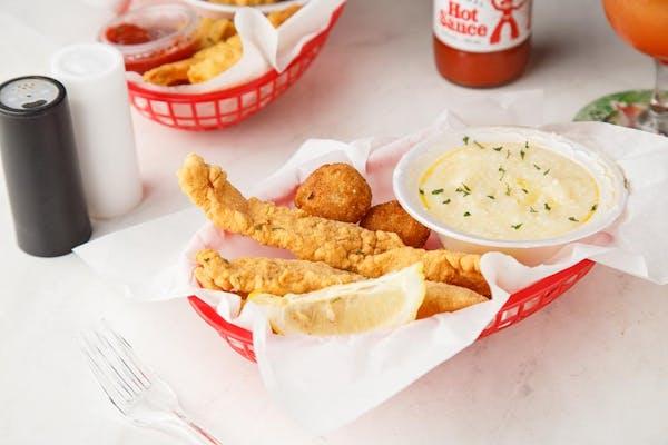 Fried Fish Basket