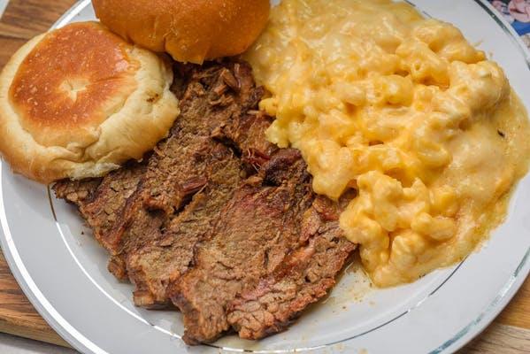 (1) Meat & (1) Side Combo