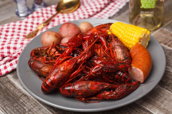 (1 lb.) Boiled Crawfish
