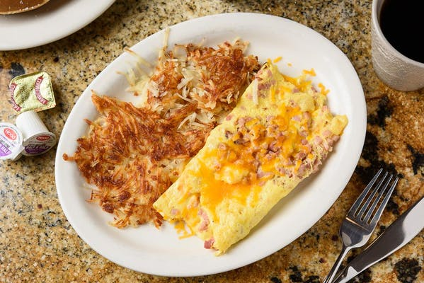 One Meat Omelette