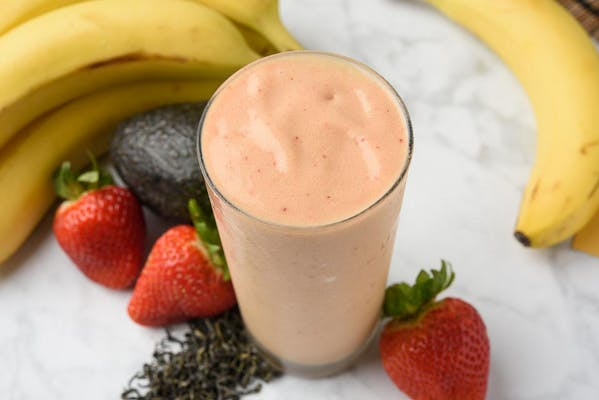 Strawbanana Smoothie