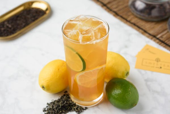 Super Lemon Tea