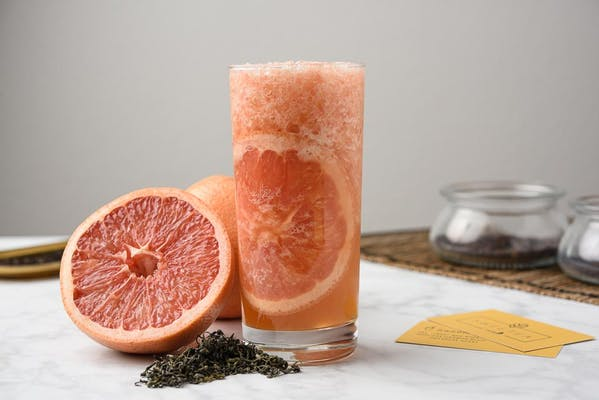Fresh Grapefruit Slush