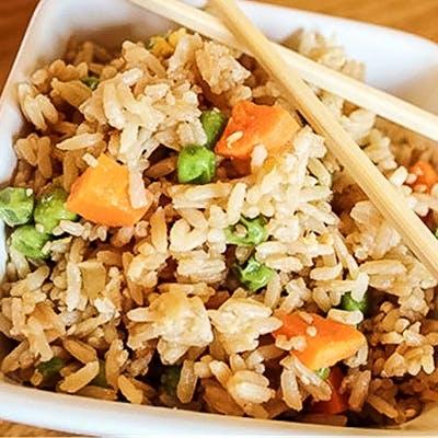 R1. Steamed Rice