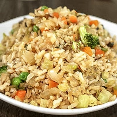 R2. Vegetable Fried Rice