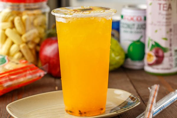 Passion Fruit Water