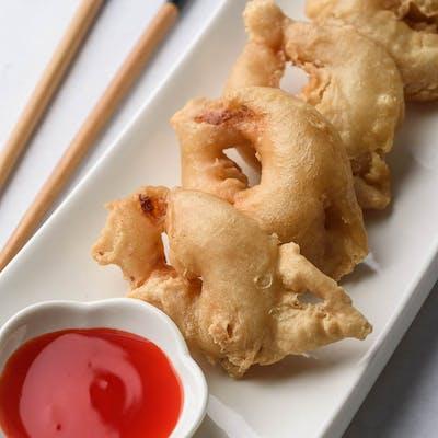 Chinese Fried Shrimp Appetizer