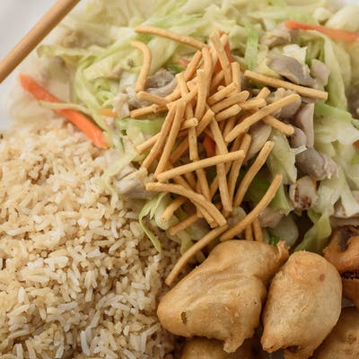 C1. Chicken Chow Mein Combination
