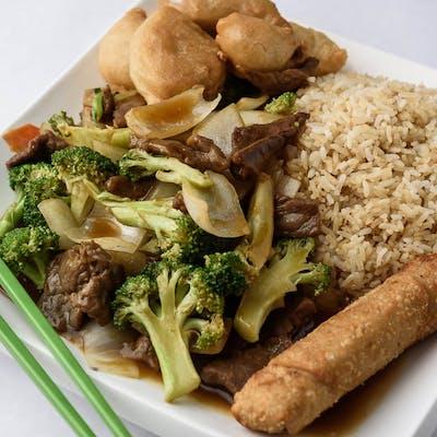 C2. Broccoli Beef Combination