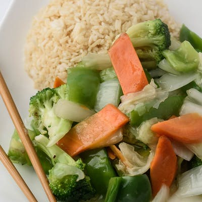 A20. Vegetarian D'Lite Platter