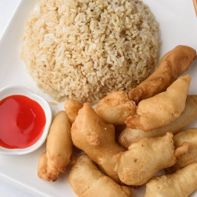 F13. Family Pack Sweet & Sour Chicken