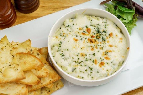Florentine Cheese Dip