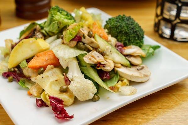 Warm Salad