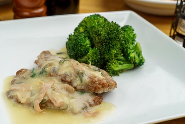 Vitello Saltimbocca