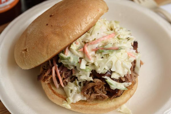 Carolina Pulled Pork Sandwich