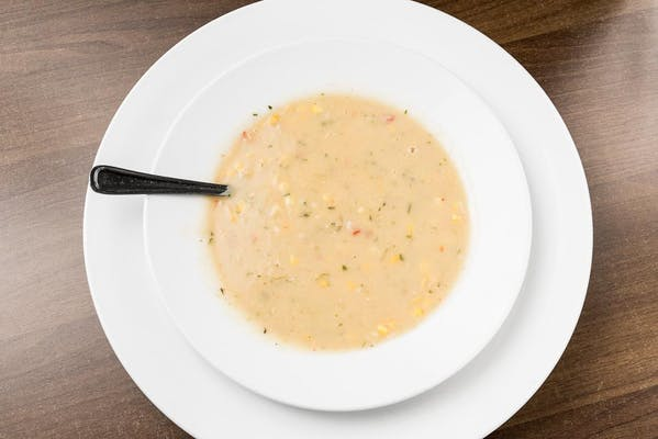 Seafood & Corn Bisque