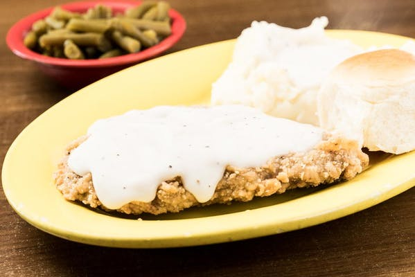 Monday - Country Fried Steak