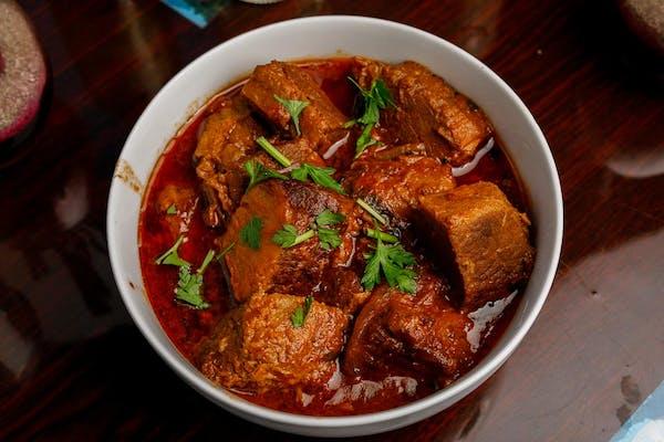Stew Beef Platter