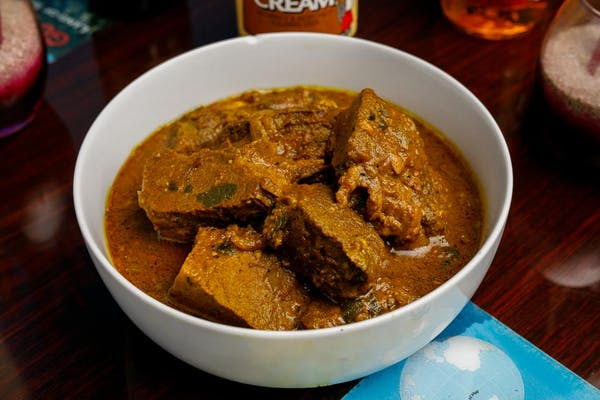 Curry Beef Platter
