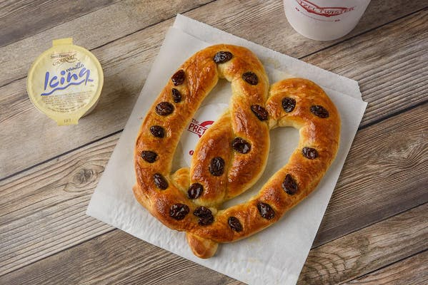 Raisin Pretzel