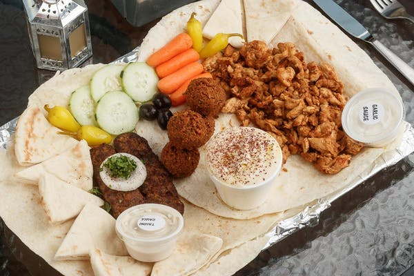 Combo Plate (for Two)