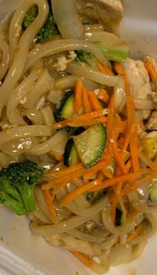 Yaki Udon Noodles