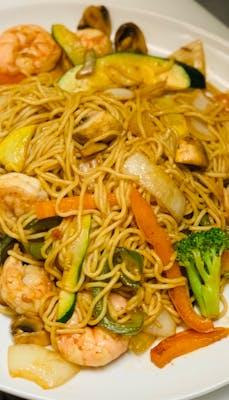 Yaki Soba Noodles