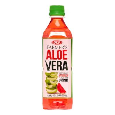 OKF Farmers Aloe Drink