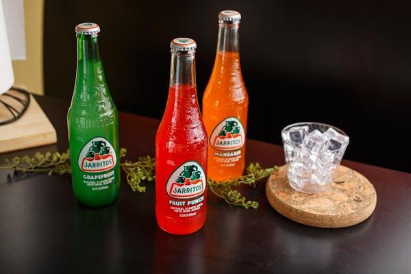 Large Glass bottle drink