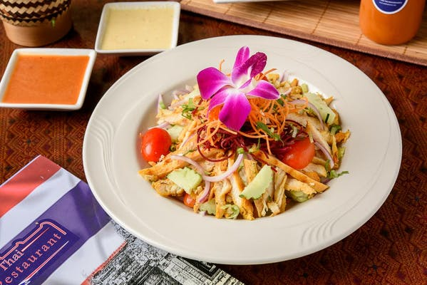 Thai House Salad