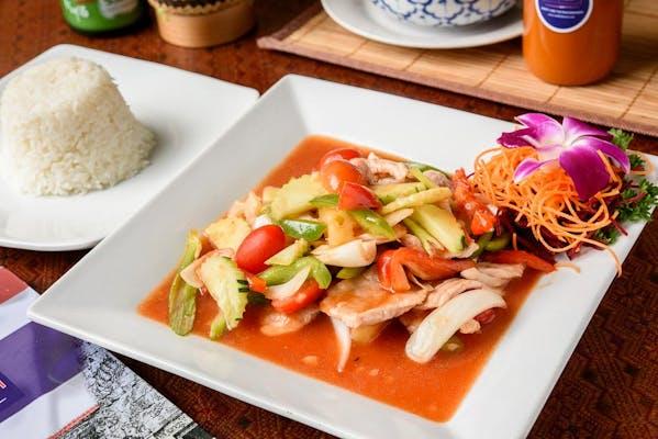 Thai Sweet N' Tangy