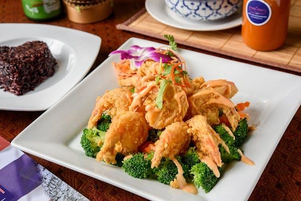Bangkok Shrimp
