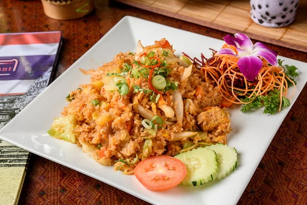 Thai Chef Fried Rice