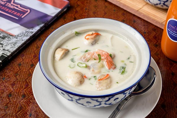 Shrimp Tom Kha Soup