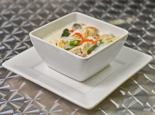 Seafood Tom Kha Soup