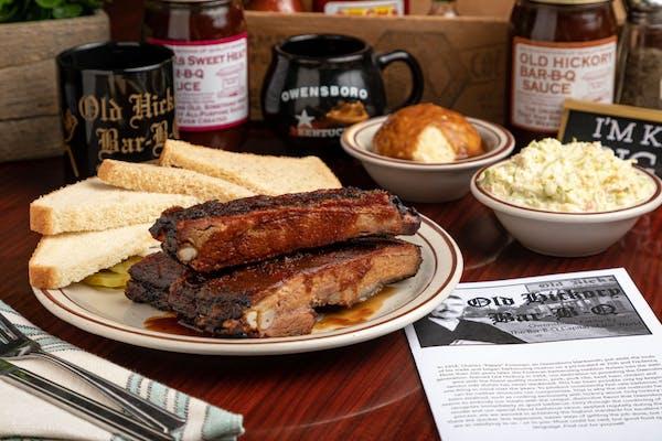 Pork Ribs Plate