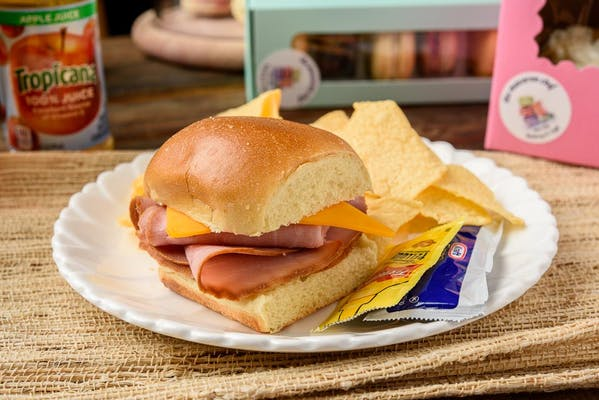 Kid's Ham & Cheese Slider