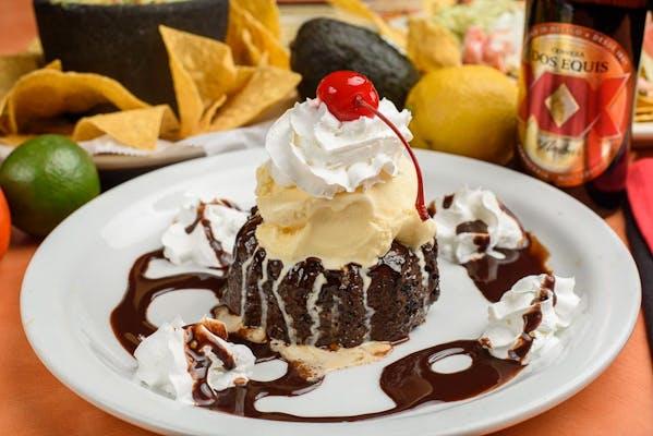 Valcano de Chocolate