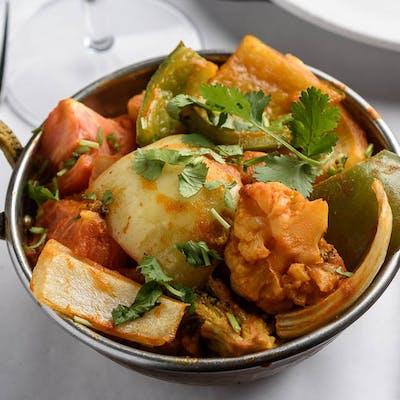 Vegetable Jalfrazi