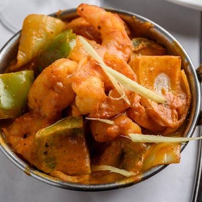 Shrimp Jalfrazi