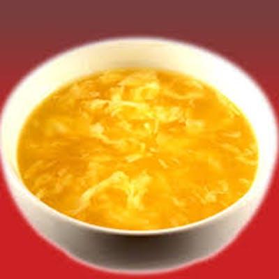 10. Egg Drop Soup