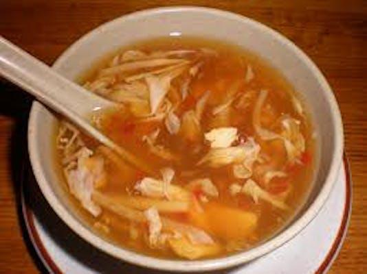 11. Hot & Sour Soup
