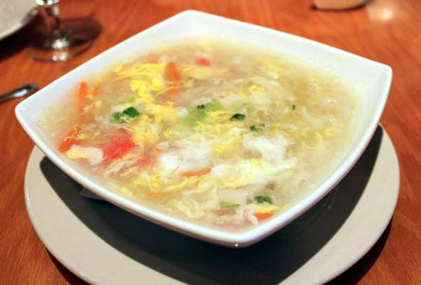 13. Seafood Delight Soup
