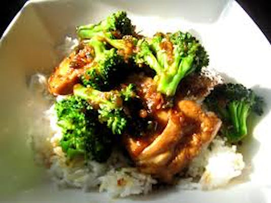 22. Chicken with Broccoli