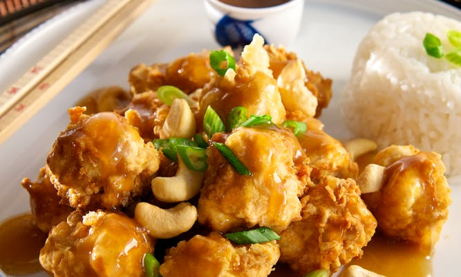 23. Spring Field Cashew Chicken