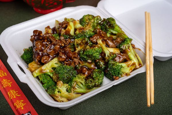 40. Beef with Broccoli
