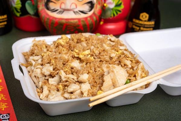 72. Chicken Fried Rice