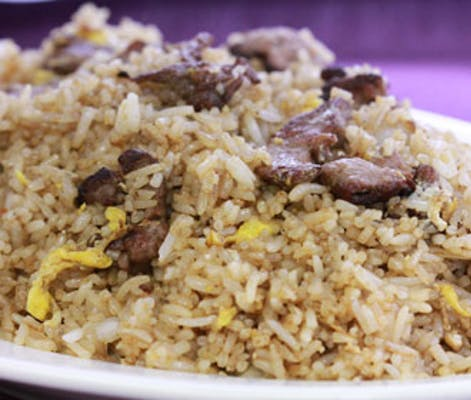 74. Beef Fried Rice