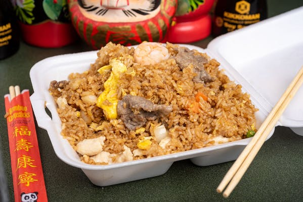 76. House Special Fried Rice