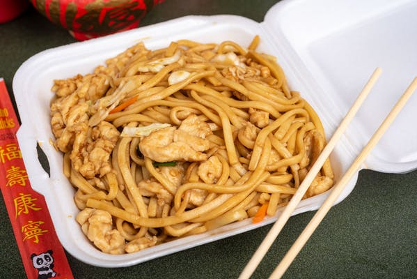 78. Chicken Lo Mein
